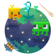 Green the Planet Icon