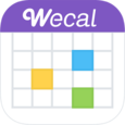 WeCal- Calendar Google/Weather Icon