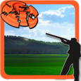 Shooting Sporting Clay Icon