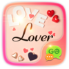 (FREE) GO SMS LOVER THEME Icon