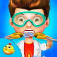 Science Experiment For Kids Icon