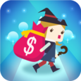Pocket Wizard : Magic Fantasy! Icon