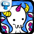 Octopus Evolution -  Clicker Icon