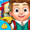 Tour Of School For Kids Icon
