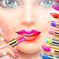 Lipstick Maker Makeup Game Icon