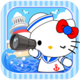 Hello Kitty Kawaii Town Icon