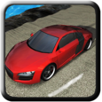3D Traffic Racing Icon