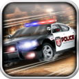 Police Parking 3D Extended Icon