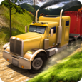 4x4 Logging Truck Real Driver Icon