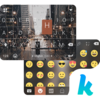 Rainy New York Kika Keyboard Icon