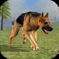 Wild Dog Survival Simulator Icon
