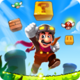 Super Mushroom Boy World Icon