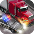 Cop Riot ! 3D Car Chase Race Icon