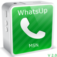 WhatsUp Messenger Icon