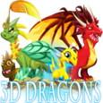 Baby Dragon Rescue Icon