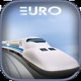 Euro Train Simulator Icon