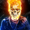 Ghost Ride 3D Icon