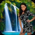 Waterfalls Photo Frames Icon