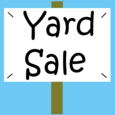 Yard Sale Treasure Map Icon
