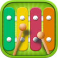 Baby Xylophone Musical Game Icon