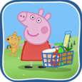 Peppa in the Supermarket Icon