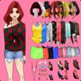 Dress Up Princess Girl Fashion Icon