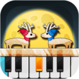Holiday Piano Icon