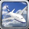 3D Airplane Flight Simulator Icon