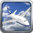 3D Airplane Flight Simulator Icon