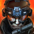 Strike Back : War Game Icon