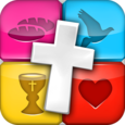 Bible Quiz 3D - Religious Game Icon