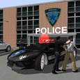 Crime City Real Police Driver Icon