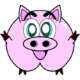 Paper Pig Icon