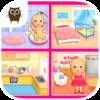 Sweet Baby Girl - Dream House Icon