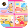 Sweet Baby Girl - Dream House Icon