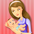Supermom - Baby Care Game Icon