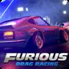 Furious 8 Drag Racing Icon