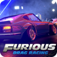 Furious 8 Drag Racing Icon