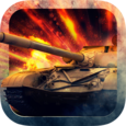 Tank Battle Warfare Simulation Icon