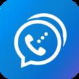Free Phone Calls, Free Texting Icon