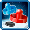 Cosmic Air Hockey Icon
