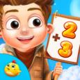 Preschool Toddler Maths Icon