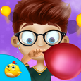 Science Experiment WithBalloon Icon