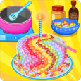 Candy Cake Maker Icon