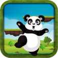 Jump Panda Jump: Jungle Rock Icon