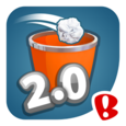 Paper Toss 2.0 Icon