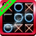 Tic Tac Toe Cyber for Children Icon