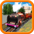 Modern Train Driver Simulator Icon