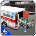 Ambulance Rescue Driver 2017 Icon