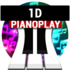 PianoPlay: 1D Icon